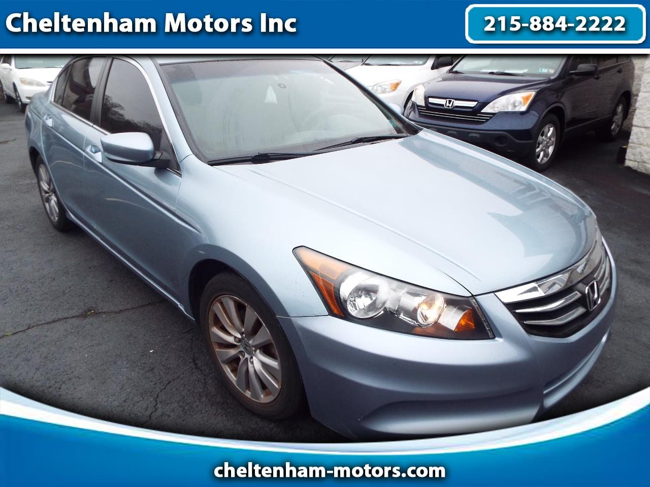 Honda Accord EX Sedan AT 2011