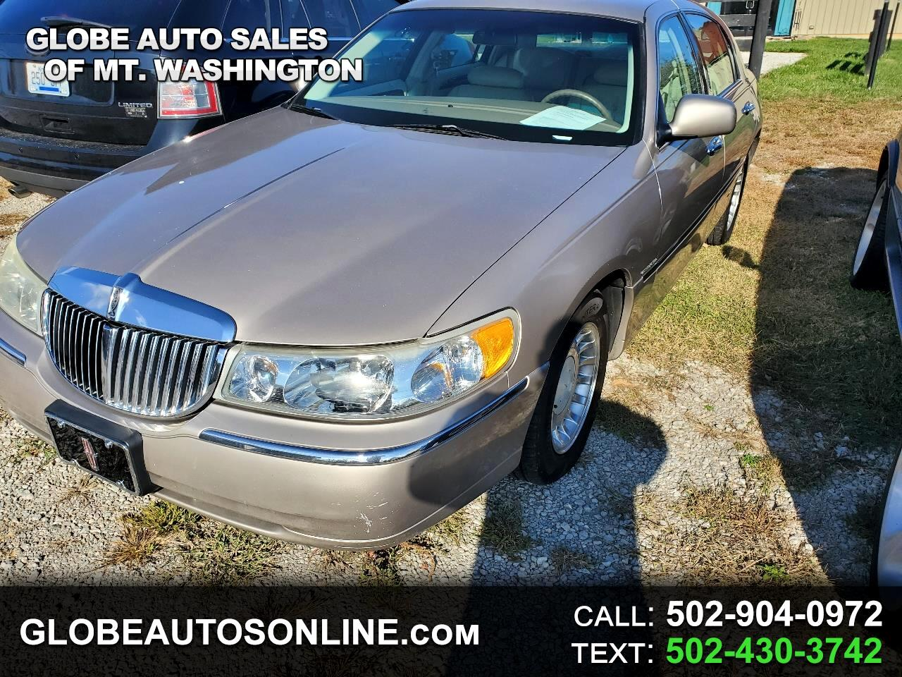 Lincoln Town Car Executive 2000