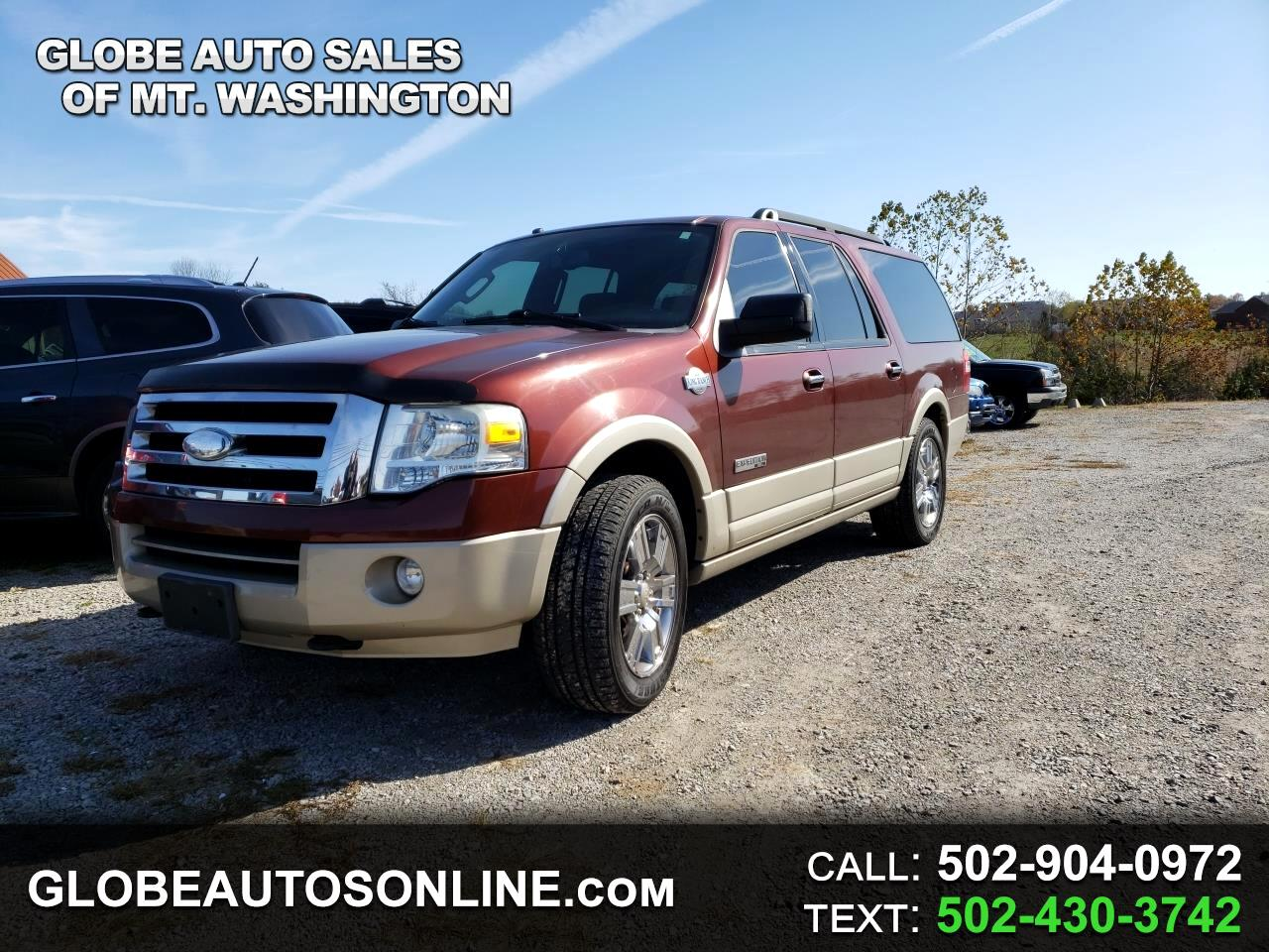 Ford Expedition EL Eddie Bauer 4WD 2008
