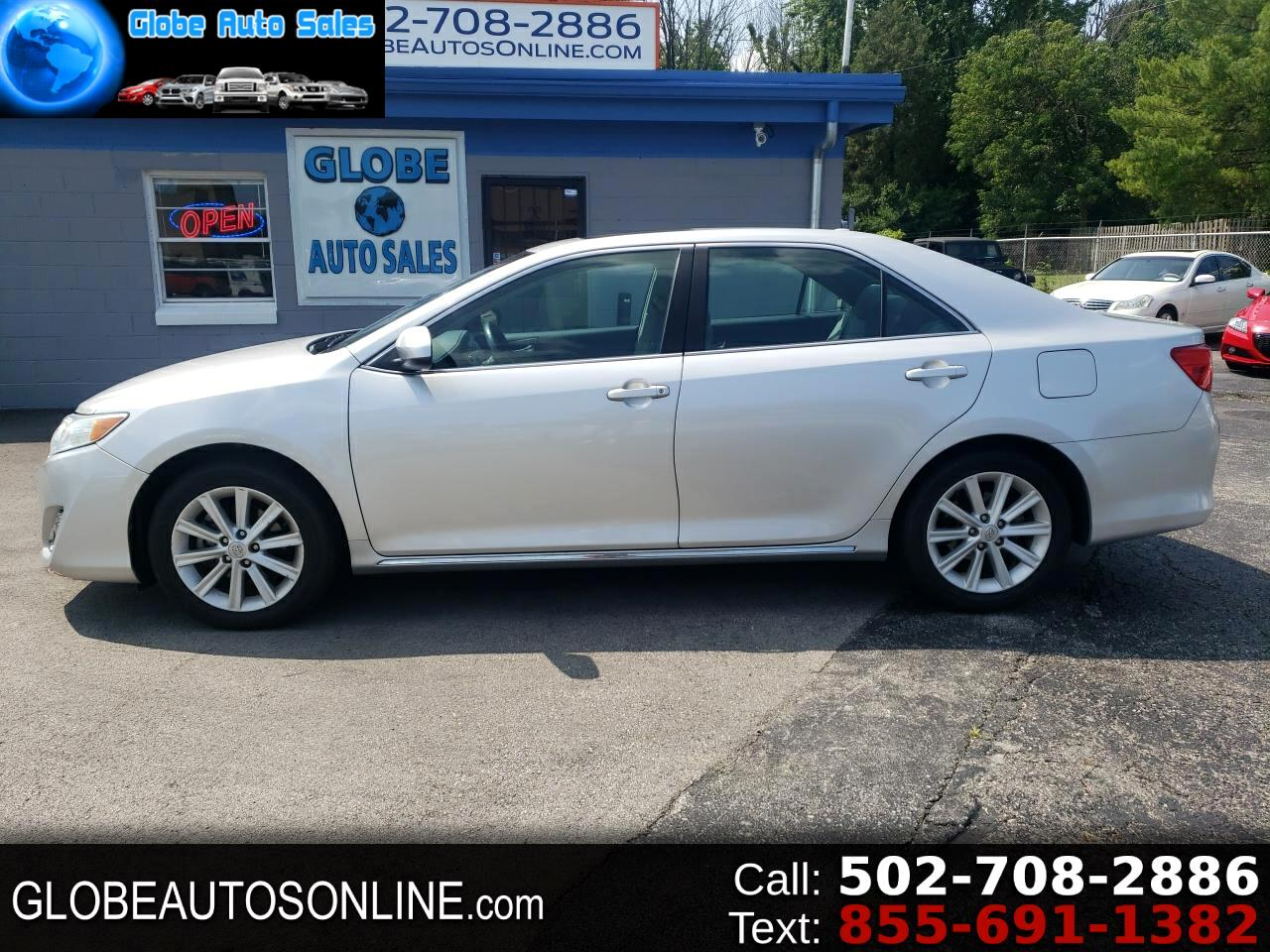 Toyota Camry 2014.5 4dr Sdn I4 Auto XLE (Natl) 2014