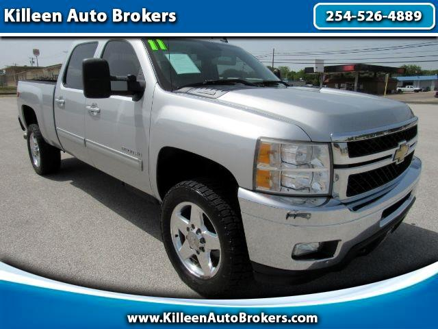 2011 Chevrolet Silverado 2500HD LTZ Crew Cab Long Box 4WD
