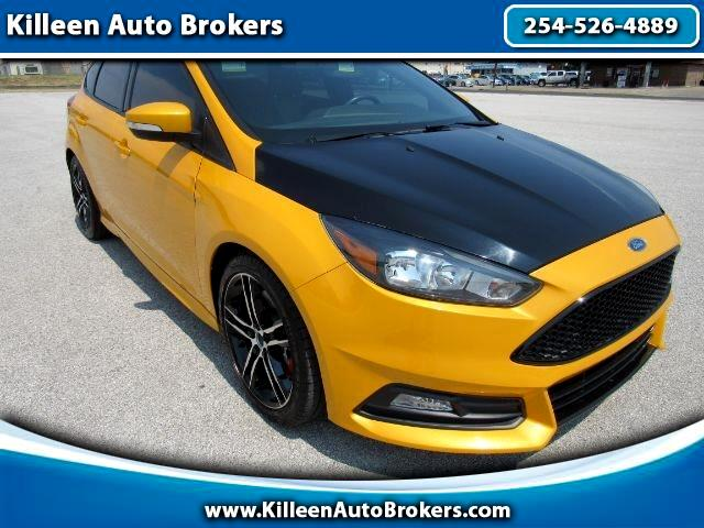 2015 Ford Focus ST Hatch