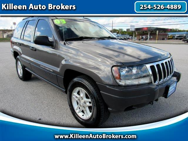 2003 Jeep Grand Cherokee 4dr Laredo