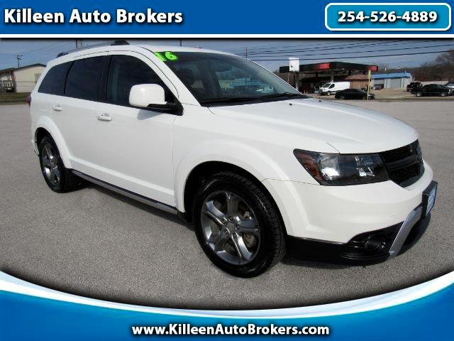 2016 Dodge Journey FWD 4dr Crossroad Plus