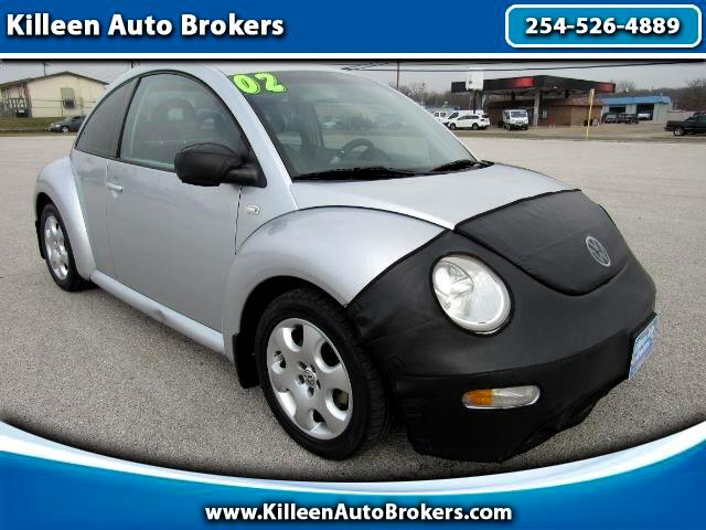 2002 Volkswagen New Beetle 2dr Cpe GLS TDI Manual