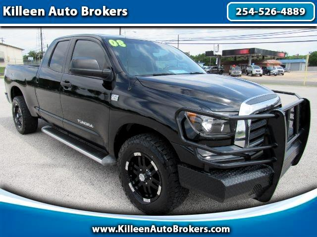 2008 Toyota Tundra 2WD Truck Dbl 4.7L V8 5-Spd AT  (Natl)
