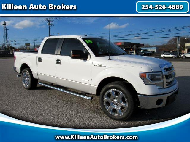 """Ford F-150 2WD SuperCrew 145"""" King Ranch 2014"""