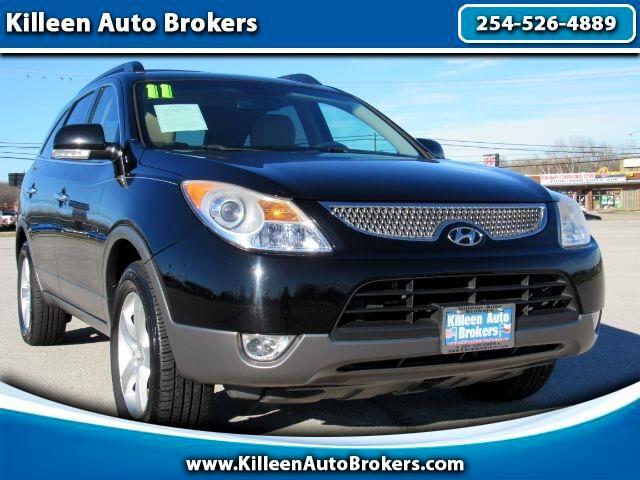 Hyundai Veracruz FWD 4dr Limited 2011