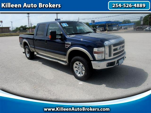 Used 2008 Ford Super Duty F 250 Srw 4wd Crew Cab 156 Xl For Sale In Killeen Tx 76541 Killeen Auto Brokers