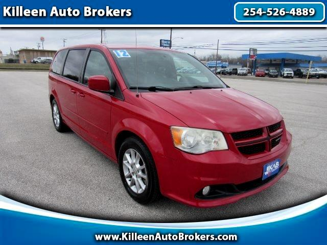 Dodge Grand Caravan 4dr Wgn R/T 2012