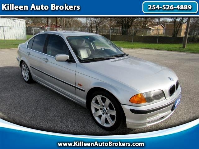 BMW 3 Series 328i 4dr Sdn 2000