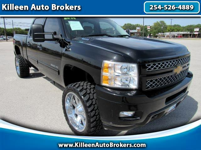2014 Chevrolet Silverado 2500HD LTZ Crew Cab Long Box 4WD