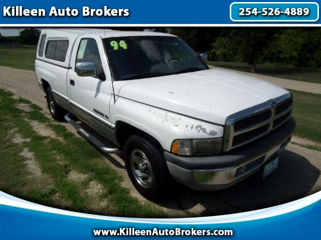 1994 Dodge Ram 1500 WS Reg. Cab 8-ft. Bed 2WD
