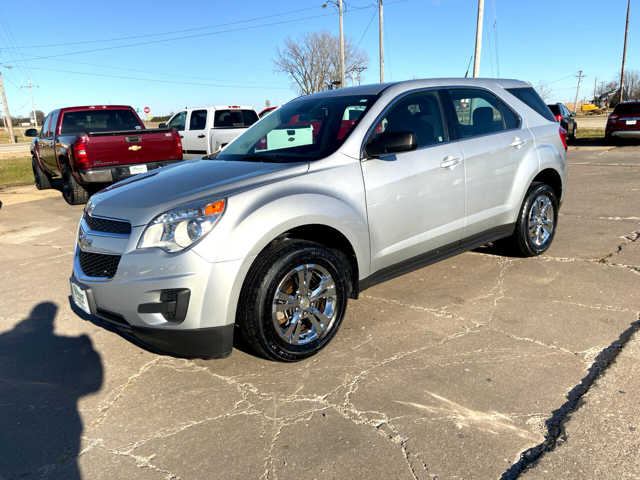 Va Quality Motors >> Used 2012 Chevrolet Equinox Ls Awd For Sale In Eldridge Ia