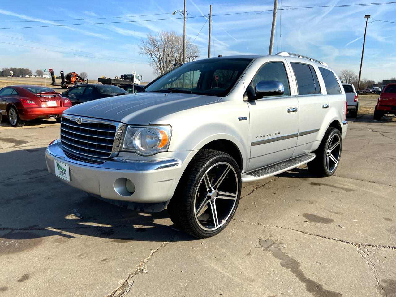 Va Quality Motors >> Used 2009 Chrysler Aspen Limited For Sale In Eldridge Ia