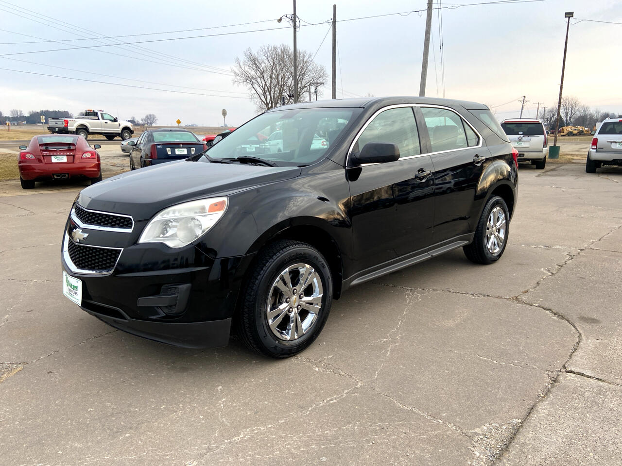 Chevrolet Equinox Base 2010