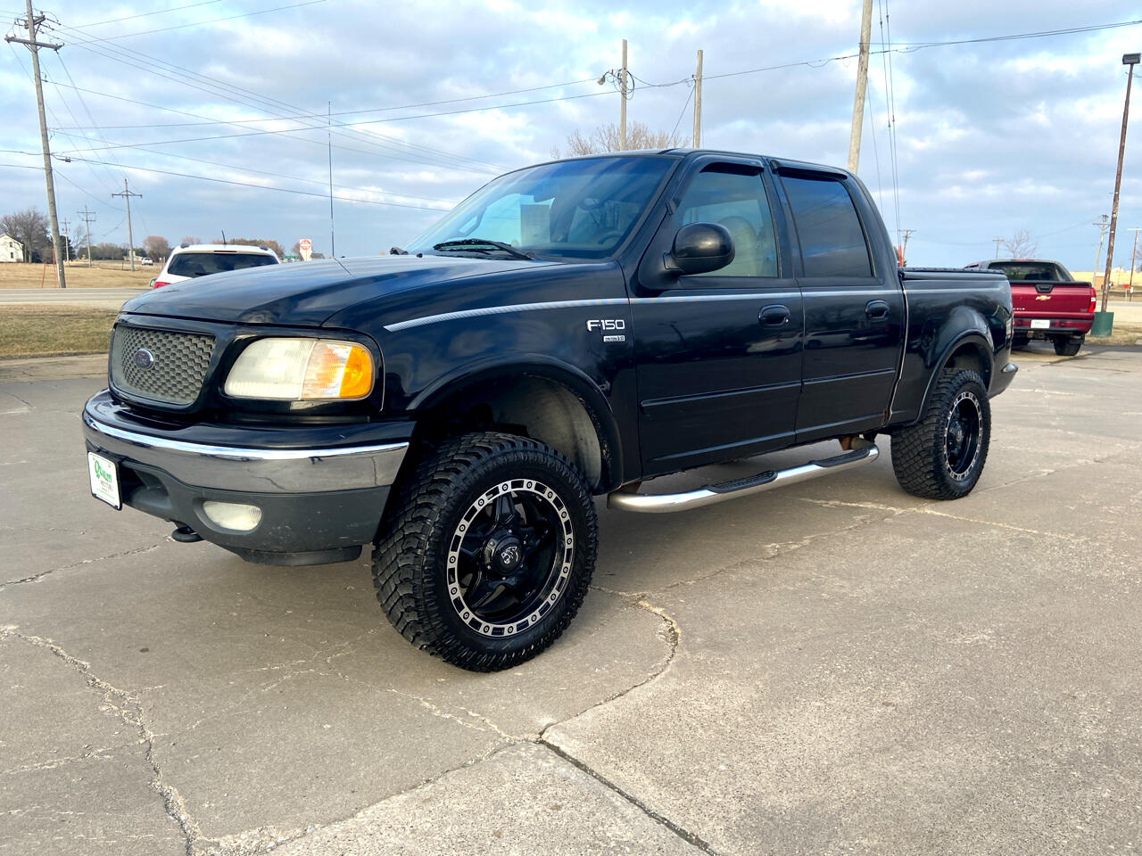 Ford F-150 XLT SuperCrew 4WD 2001