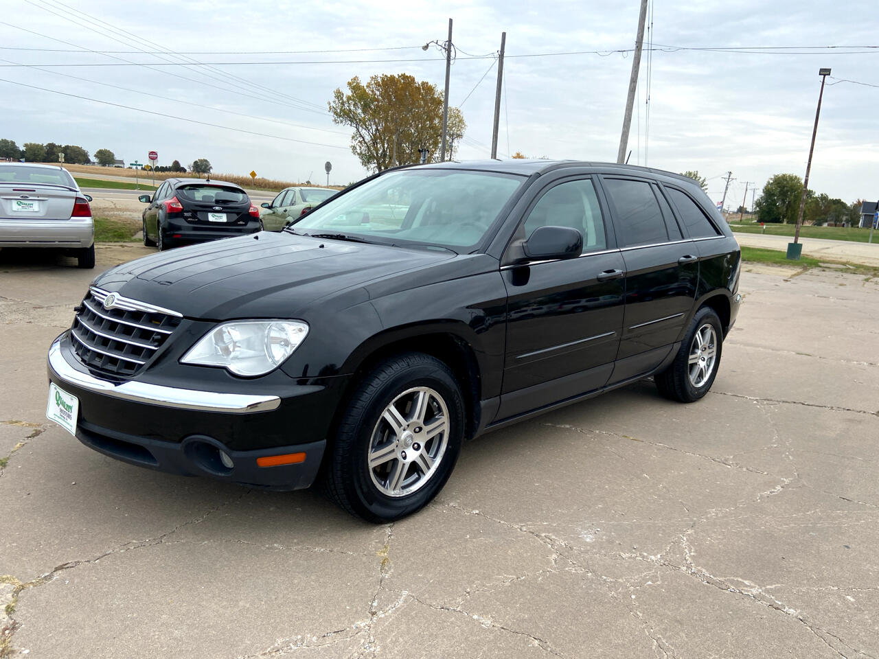 Chrysler Pacifica 4dr Wgn Touring AWD 2007