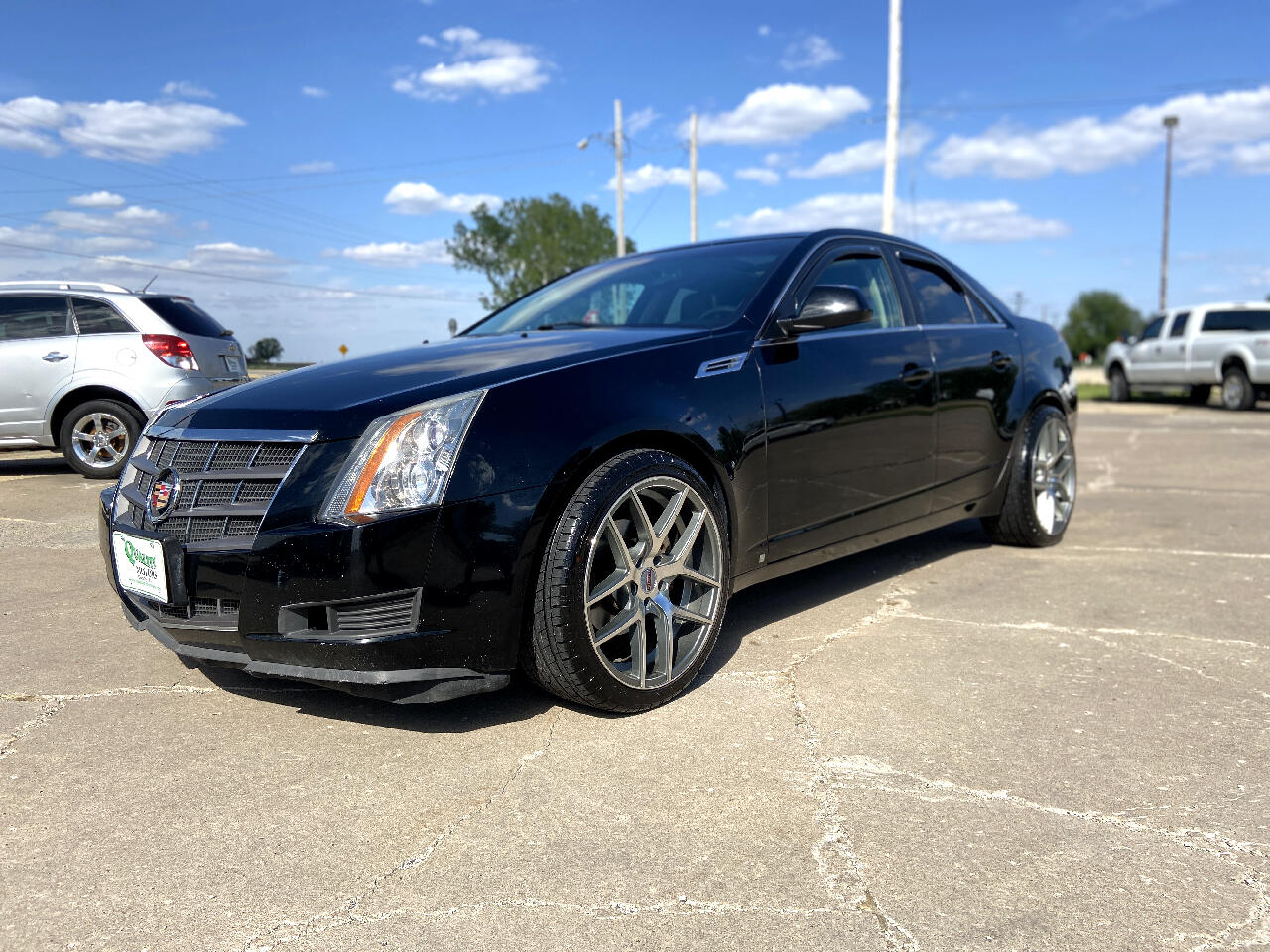 Cadillac CTS 4dr Sdn RWD w/1SA 2009