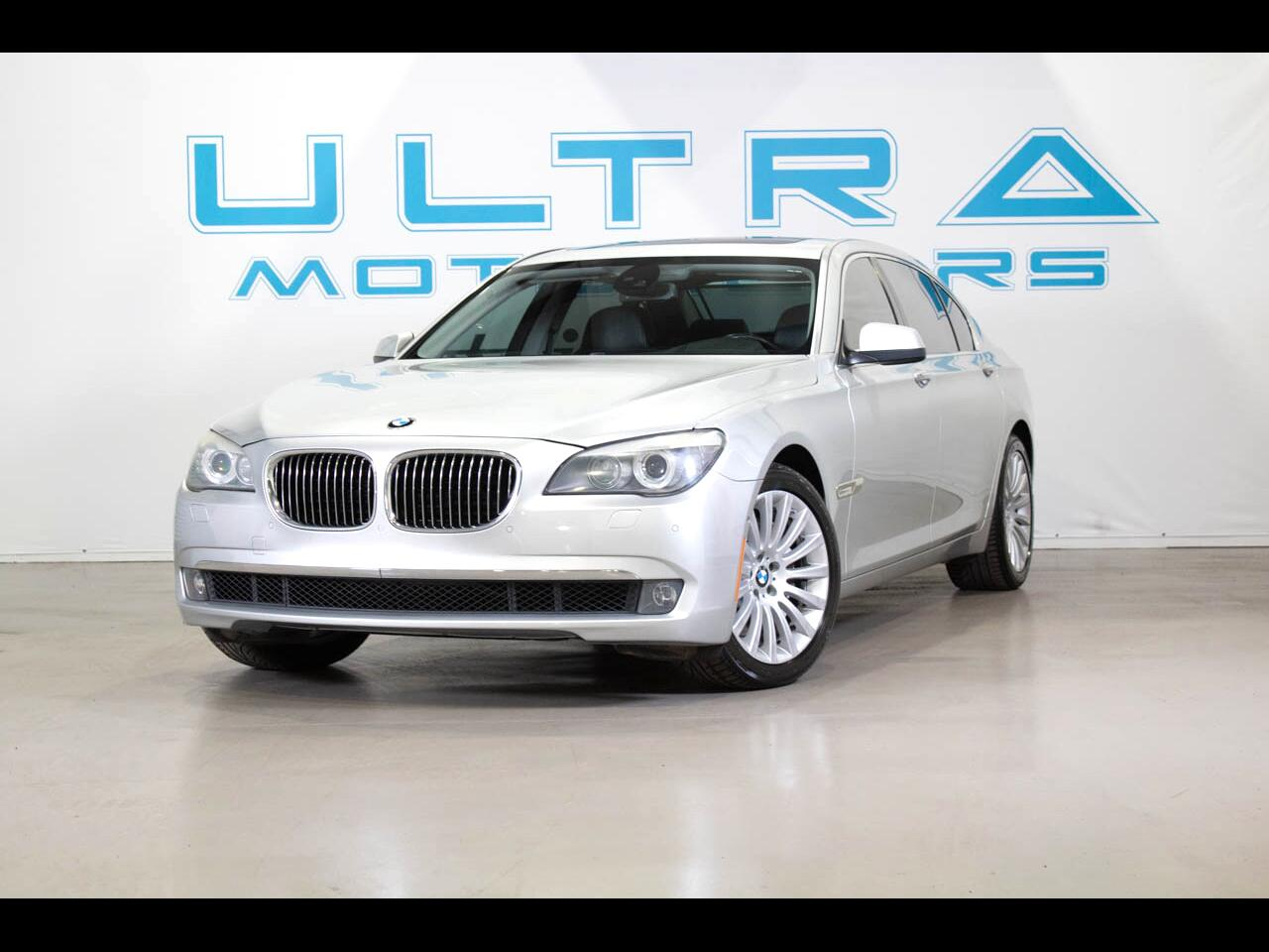 2009 Bmw 750li For Sale >> Used 2009 Bmw 7 Series 750li For Sale In Birmingham Al 35233