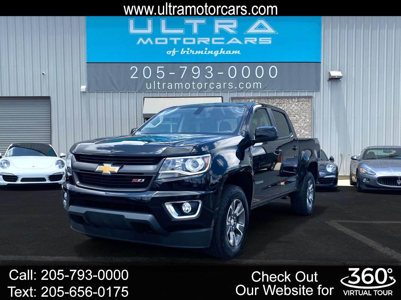 "Chevrolet Colorado 4WD Crew Cab 128.3"" Z71 2016"