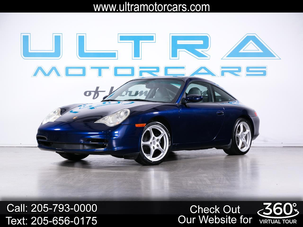 Porsche 911 Carrera 2dr Carrera Targa 6-Spd Manual 2003