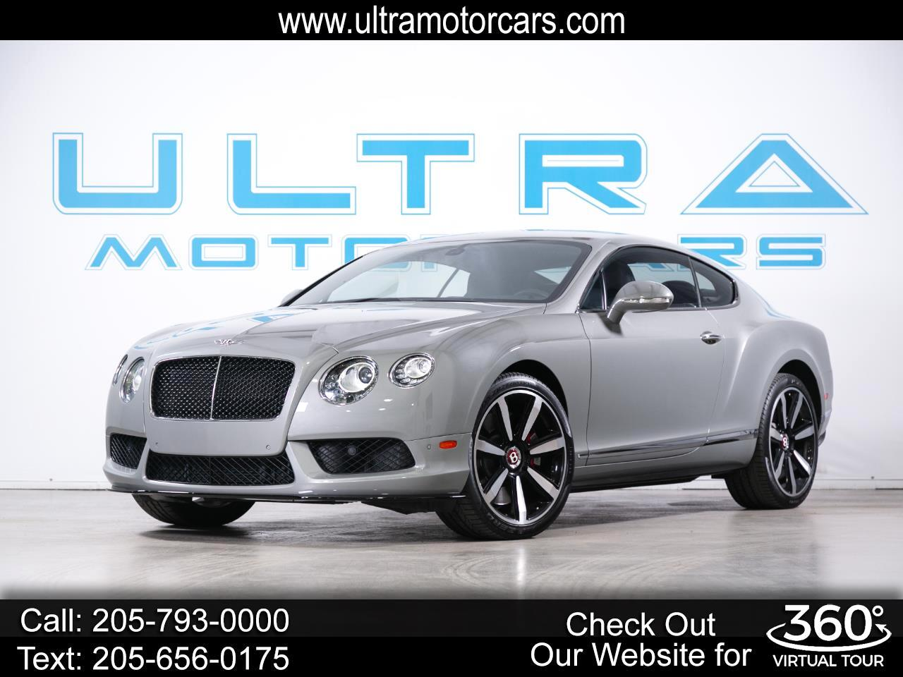 Bentley Continental GT V8 S 2dr Cpe 2015
