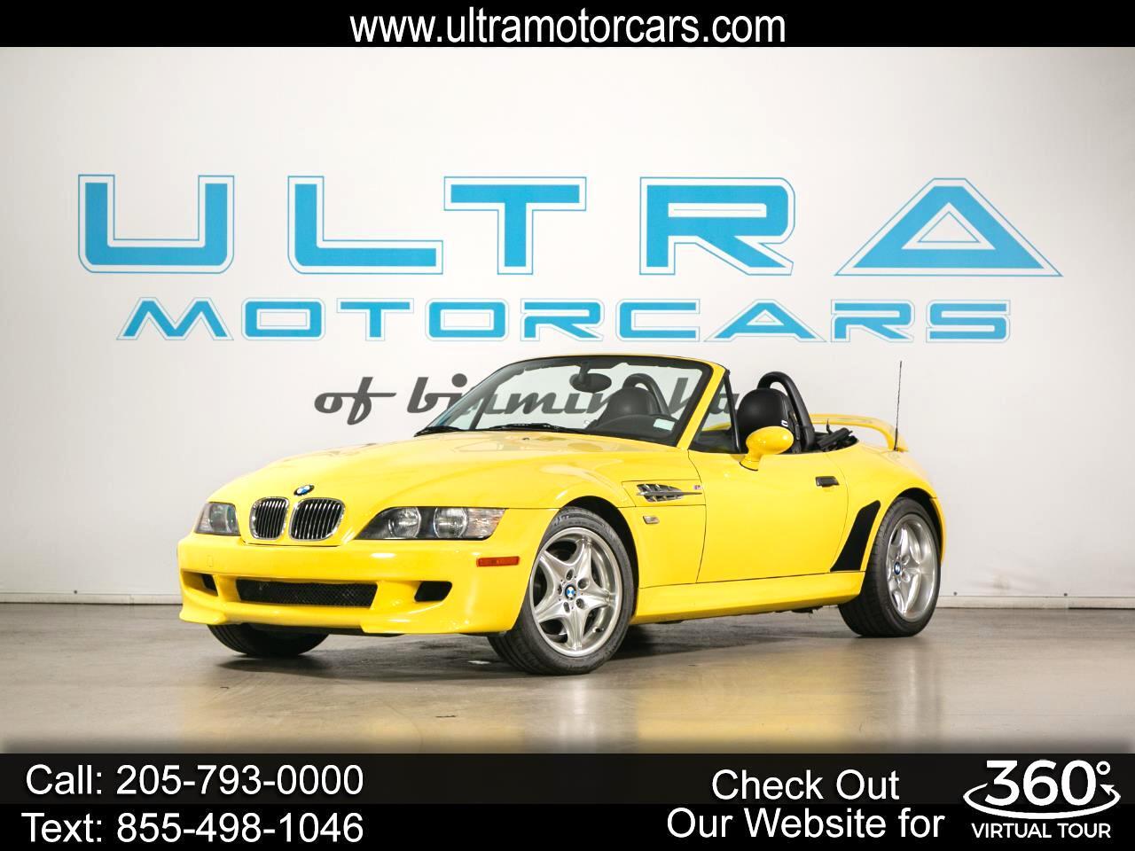 BMW Z3 M 2dr Roadster 3.2L 2000