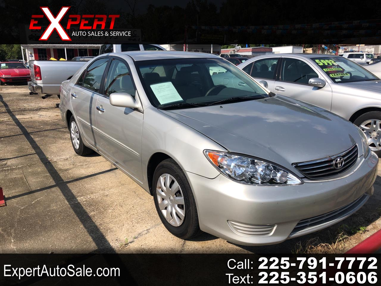 2006 Toyota Camry For Sale >> Used 2006 Toyota Camry In Baton Rouge La Auto Com 4t1be32k36u115277