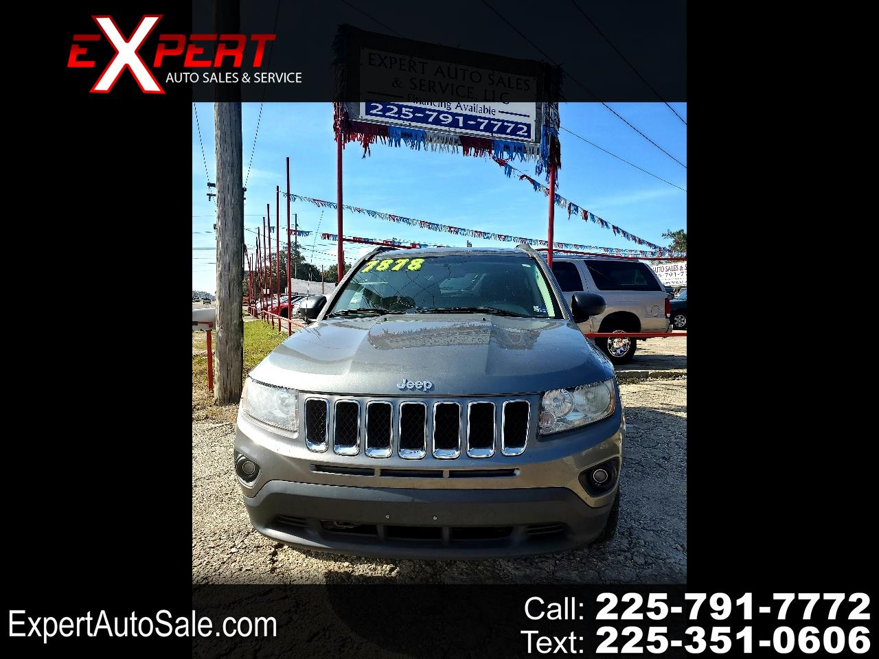 Jeep Compass 2WD 4dr Sport 2012