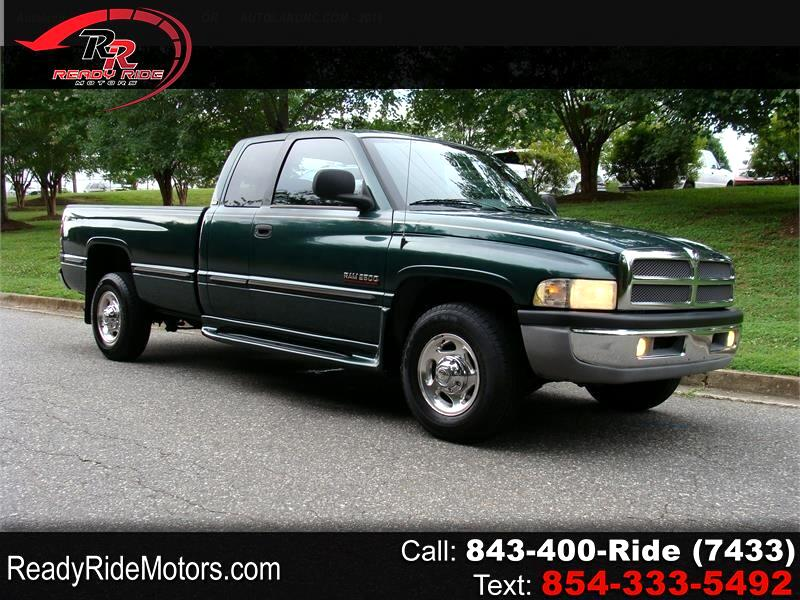 2002 Dodge Ram 2500 ST Quad Cab Short Bed 2WD