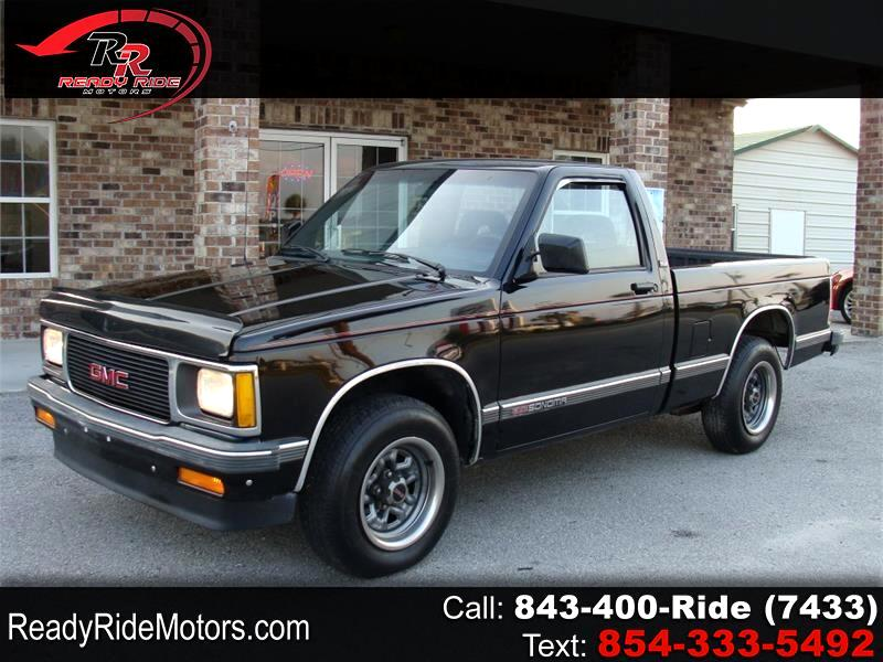 1992 GMC Sonoma Reg. Cab Short Bed 2WD