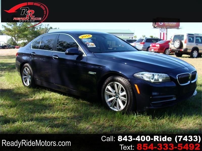 2014 BMW 5-Series 528i xDrive