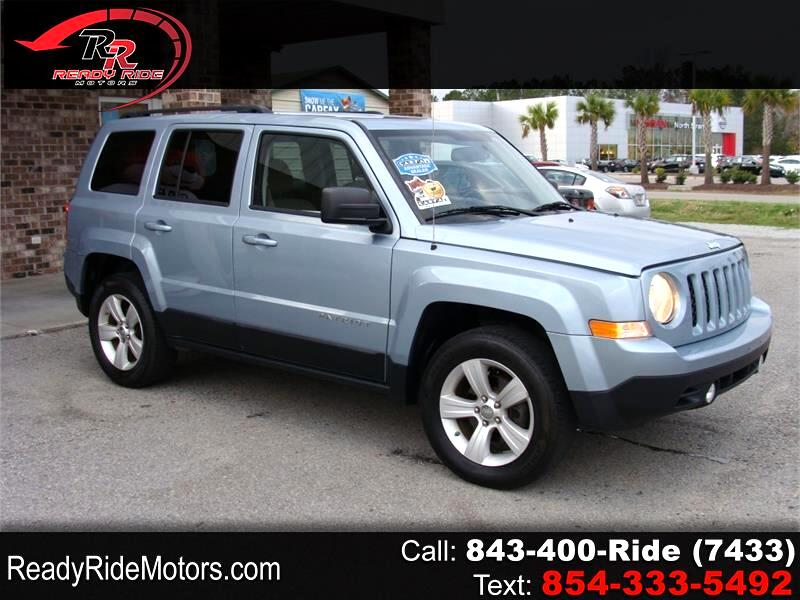Jeep Patriot Latitude 4WD 2013