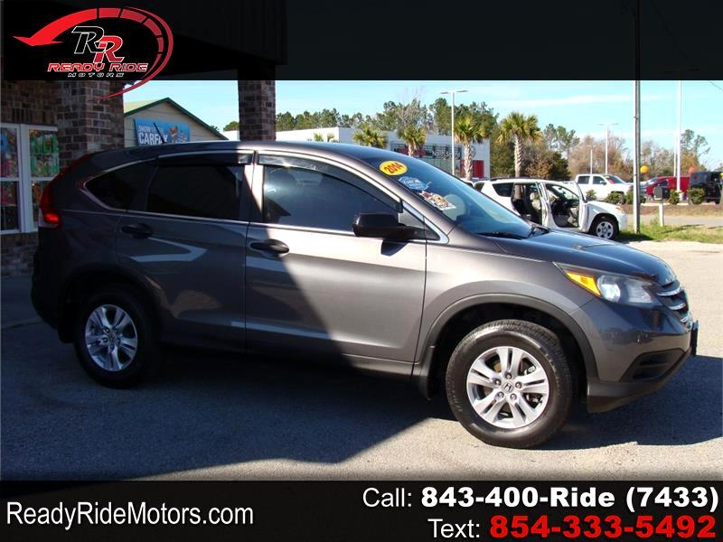 Honda CR-V LX 2WD 5-Speed AT 2014