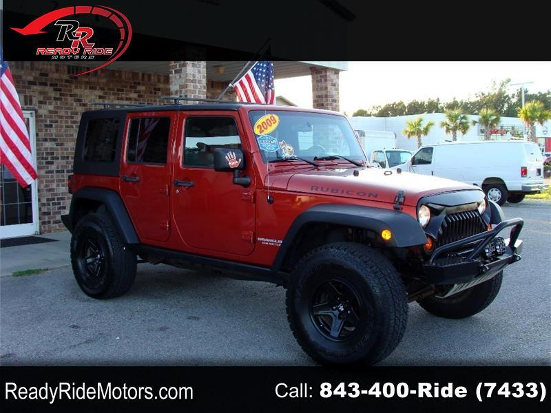 Jeep Wrangler Unlimited Rubicon 2009