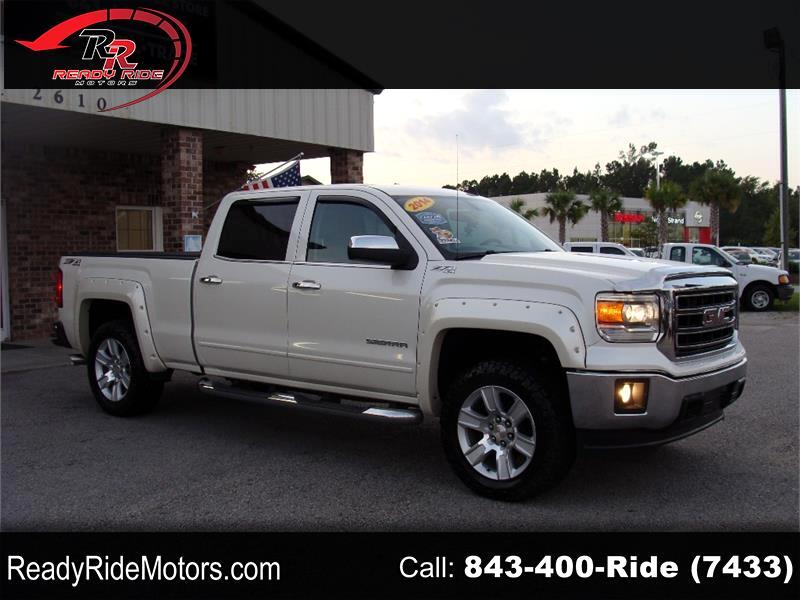 "GMC 1500 Pickups Club Coupe 155.5"" 4WD 2014"