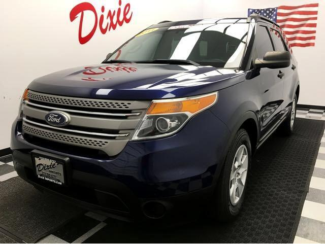 Ford Explorer Base FWD 2011