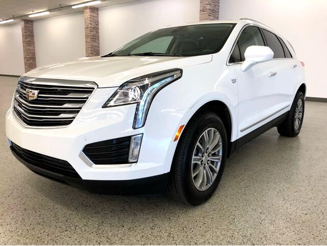 Cadillac XT5 Luxury 2017