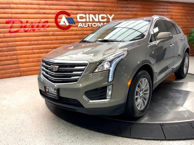 Cadillac XT5 Luxury AWD 2017