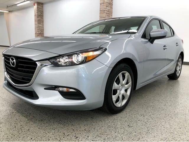 Mazda MAZDA3 i Sport AT 4-Door 2018