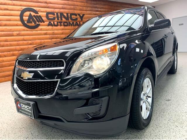 Chevrolet Equinox 1LT 2WD 2013