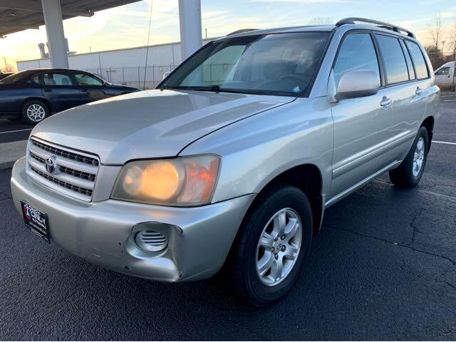 Toyota Highlander Limited V6 2WD 2003