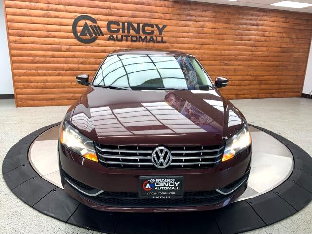 Volkswagen Passat 2.0L TDI SE AT 2013