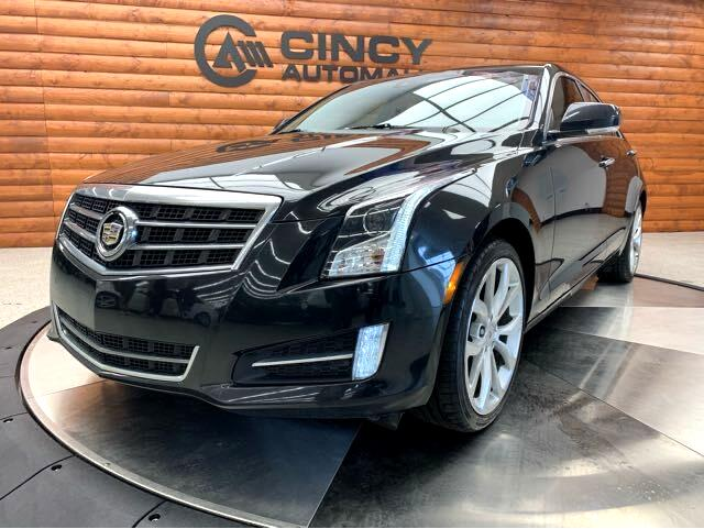 Cadillac ATS 2.0L Performance AWD 2013