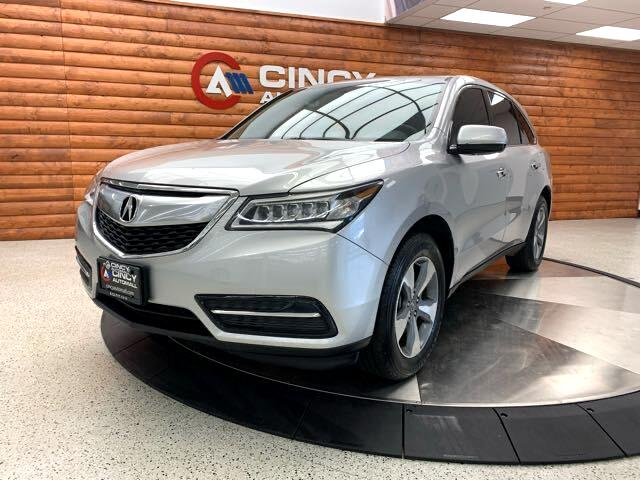 Acura MDX SH-AWD 6-Spd AT 2015