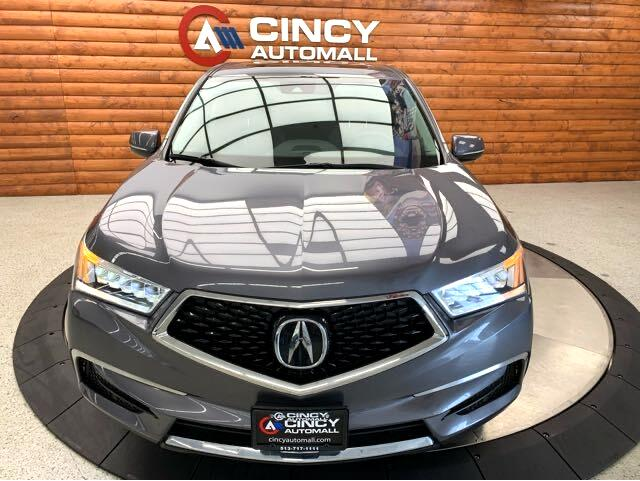 Acura MDX SH-AWD 9-Spd AT 2017