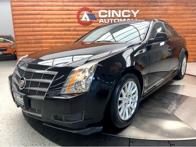 Cadillac CTS 3.0L Luxury AWD 2011