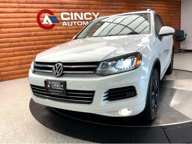 Volkswagen Touareg TDI Lux 2012
