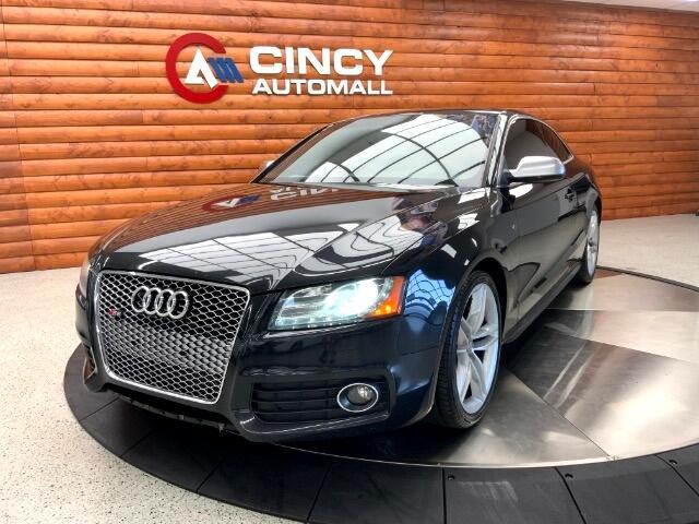 Audi S5 4.2 Premium Plus Coupe quattro Tiptronic 2011